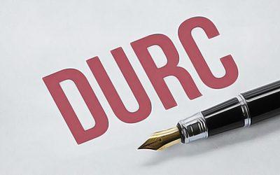 DURC con scadenza al 29-05-2019