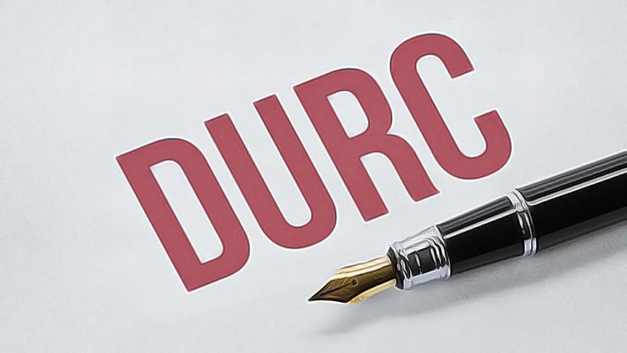 DURC con scadenza al 28-10-2020