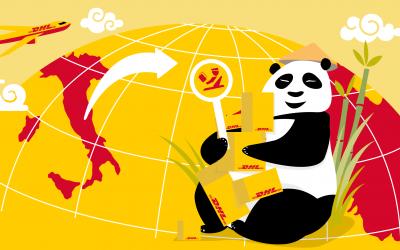 DHL Express Il tuo partner per la Cina